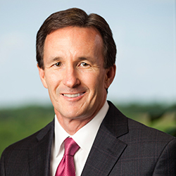 Dave Robertson, president and chief operating officer, Koch Industries
