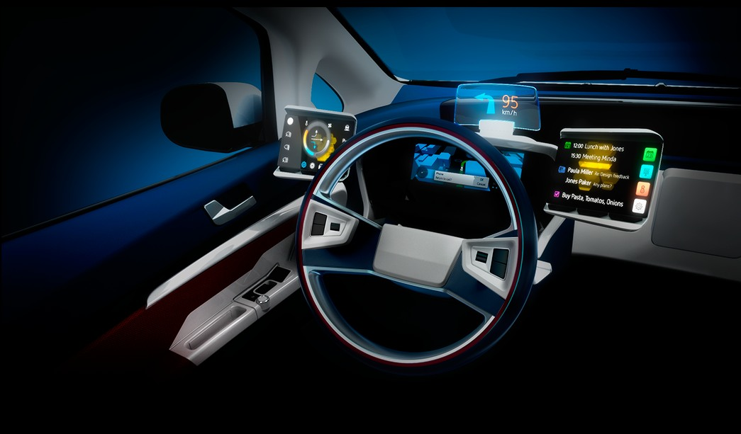 Auto Electronics: Keeping User Interfaces Simple - EPS News