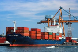 container, shipping, ocean