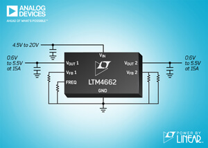 ADI Power by Linear LTM4662