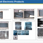 counterfeit components, seizures