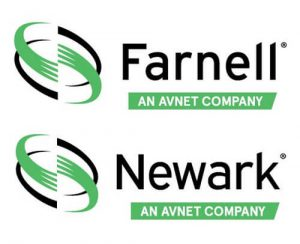 Newark, Avnet, brand, name