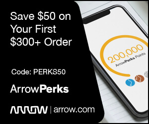 Arrow Perks – May 2020 – boombox