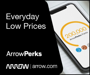 ArrowPerks Pricing Boom Box – June 2020