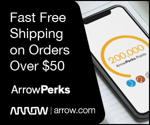 ArrowPerks Shipping Boom Box – June 2020