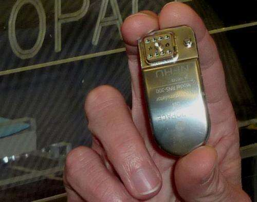 The FDA is expected to approve the NeuroPace RNS implant soon.