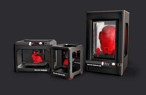(Source: MakerBot)