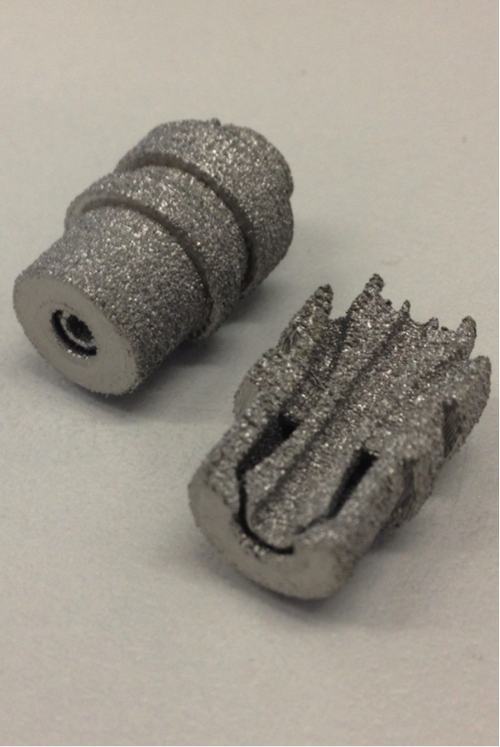 Additive manufacturing brings a titanium nozzle to life fast and at a lower price.  (Source: CSIRO)